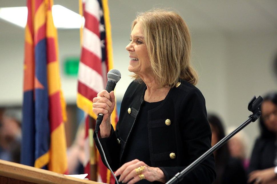 Gloria Steinem (29751323395)