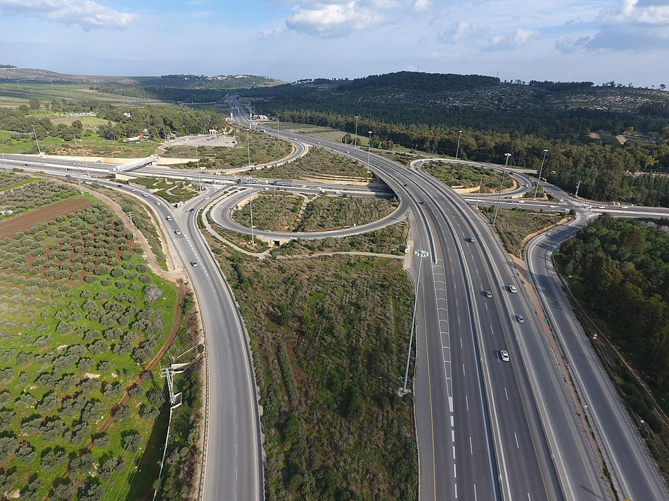 Golani interchange 0017