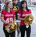 Gold Rush cheerleaders (8993128028).jpg