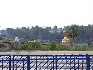 Ananda Nilayam - Golden Vimana of Tirumala Temple