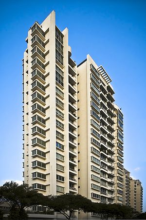 """Five Cs of Singapore - Condominiums are usually considered by many as one of the fundamental """"five Cs""""."""