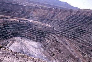 Goldstrike pit