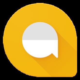 Google Allo - Image: Google Allo Logo