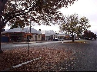 Goroke, Victoria Town in Victoria, Australia