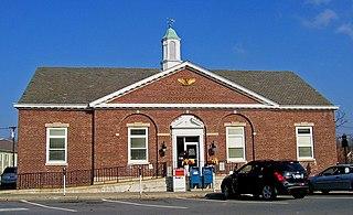 United States Post Office (Goshen, New York) United States historic place