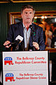Governor of Maryland Bob Ehrlich at Belknap County Republican LINCOLN DAY FIRST-IN-THE-NATION PRESIDENTIAL SUNSET DINNER CRUISE, Weirs Beach, New Hampshire May 2015 by Michael Vadon 17.jpg