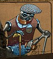 Graffiti de robot en Cartagena.jpg