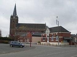 Graincourt-lès-Havrincourt - Centre.JPG