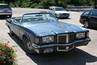 Pontiac Grand Ville - Image: Grand Ville 72 1