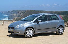 Fiat Punto III — Wikipédia