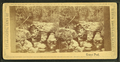 Granet (sic) (Garnet) Pool, upper, White Mountains, from Robert N. Dennis collection of stereoscopic views.png