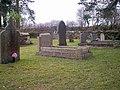 Graveyard, Mountain Chapel, Llanteg - geograph.org.uk - 1058677.jpg