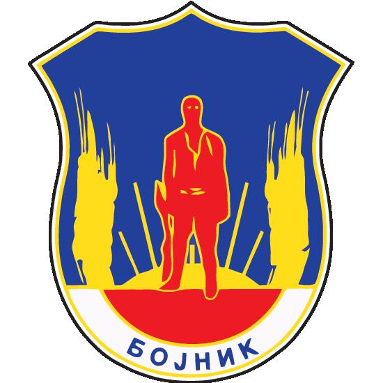 Грб општине Бојник