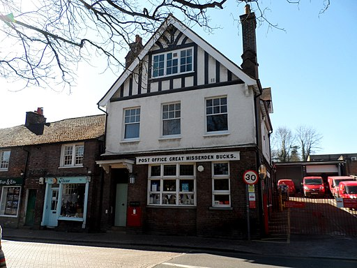 Great Missenden Post Office (geograph 3894445)
