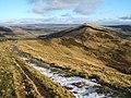 Great Ridge, between Edale and Hope Valley - geograph.org.uk - 1077590.jpg