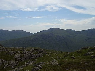 Great Carrs mountain in United Kingdom