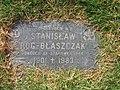 Grob, Stanisław Błaszczak Róg.jpg