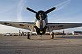 Grumman TBM-3E Avenger BuNo 91436 NL436GM BelowNose Dawn SNF 04April2014 (14584486864).jpg