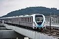 Guangzhou Metro B8 train of Line 21.jpg