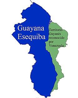 Situación de la Guayana Esequiba