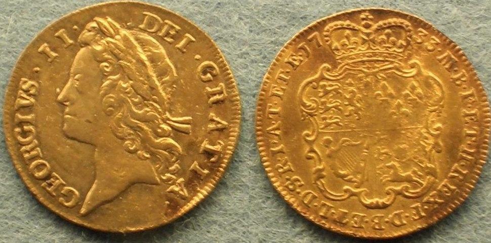 Guinea-GeorgeII