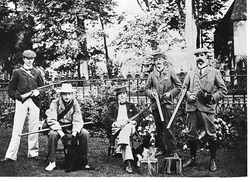 Gun Club circa 1905