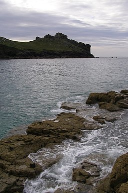 Gurnard's Head from Lean Point - geograph.org.uk - 526050