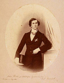 Gustav Emil Devrient, 1861 (Source: Wikimedia)