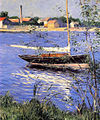 Gustave Caillebotte Anchored Boat on the Seine at Argenteuil.jpg