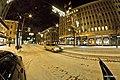 Hämeenkatua jouluna 2012 ( fish-eye 8mm ) - panoramio.jpg