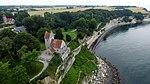 Højerup Old Church aerial.jpg
