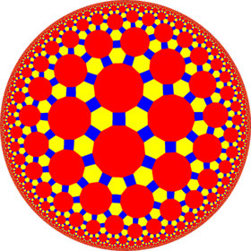 Truncated triheptagonal tiling