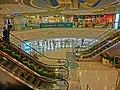 HK 北角 North Point 和富中心 Provident Centre 和富薈 Provident Square void courtyard interior escalators Watsons shop Mar-2013.JPG