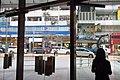 HK CWB 銅鑼灣 Causeway Bay 利園山道 Lee Garden Road building 香港工會聯合會工人醫療所 HKFTU Workers' Medical Clinic Hysan Place glass door view Sept 2018 IX2.jpg