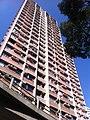 HK Mid-levels 般咸道 Bonham Road 景輝大廈 Kingsfield Tower facade Oct-2011 Ip4.jpg