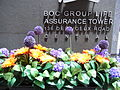 HK Sheung Wan 136 Des Voeux Road Central BOC Group Life Assurance Tower May-2012.JPG