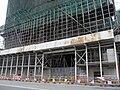 HK Yuen Long 元朗 Yuen Lung Street 元龍街 YOHO Midtown construction site Feb-2010.jpg