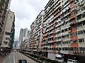 HK bus 115 tour view 九龍城區 Kowloon City District 土瓜灣道 To Kwa Wan Road buildings June 2020 SS2 16.jpg