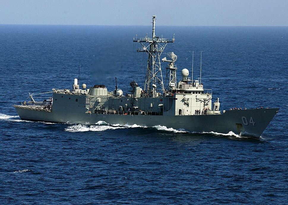 HMAS Darwin (FFG 04)
