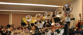 Mustang Band - Image: HMS2