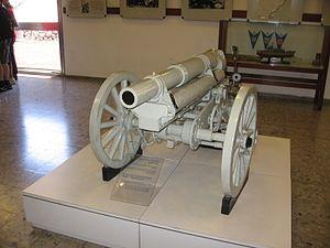 Canon de 65 M (montagne) modele 1906 - Image: HN Canon de 65 M M1906 2