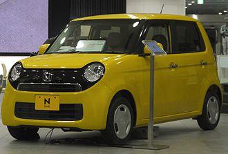 Honda N-One - Image: HONDA None 1