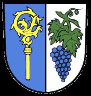 Hagnau am Bodensee - Image: Hagnau am Bodensee Wappen