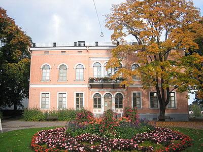 Villa d'Hakasalmi