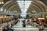 Hall, Stockholm Central Station