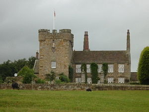 Halton Castle, Northumberland - Image: Halton Castle, Northumberland 124