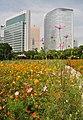 Hamarikyū Gardens 九月の浜離宮恩賜庭園 - panoramio.jpg