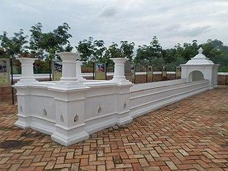 Hang Tuah - Hang Tuah Mausoleum