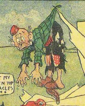 Happy Hooligan - Image: Happy Hooligan excerpt 1902 06 29