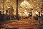 Haram emamzadeh saleh